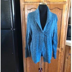 NWT Sonoma Cardigan Sweater Size 1X